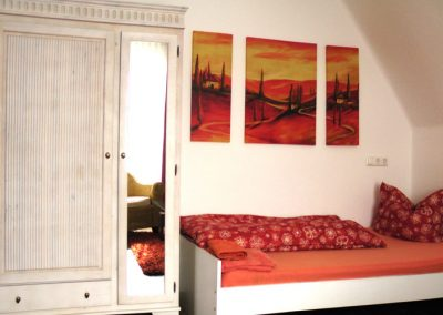 Three Pers. holiday apartment