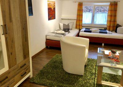 Economy Doppel-Apartment